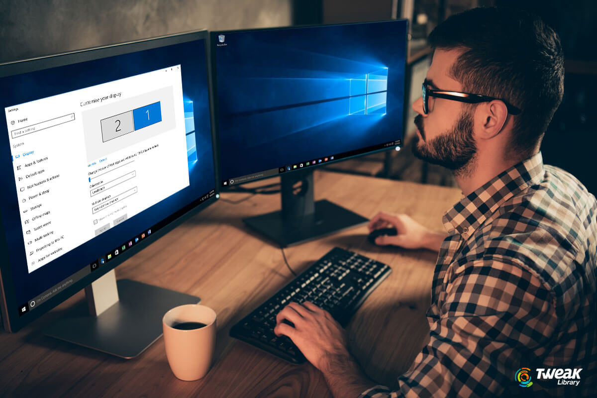 How To Add A Second Monitor On Windows 10