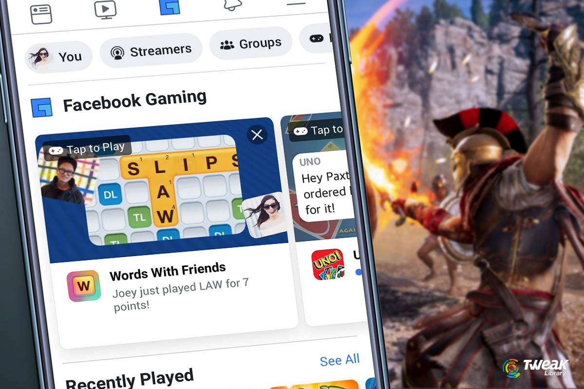 Facebook is All Set to Launch Dedicated Gaming App