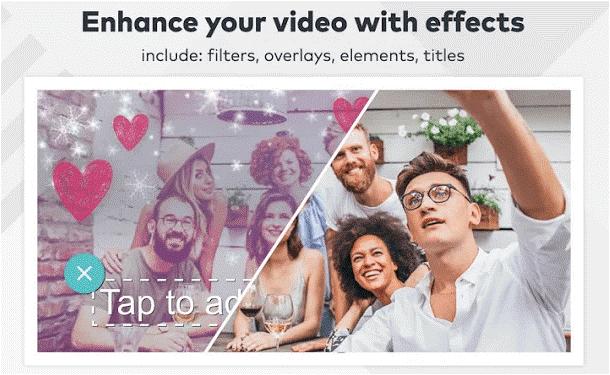 FilmoraGo - Make Video on app