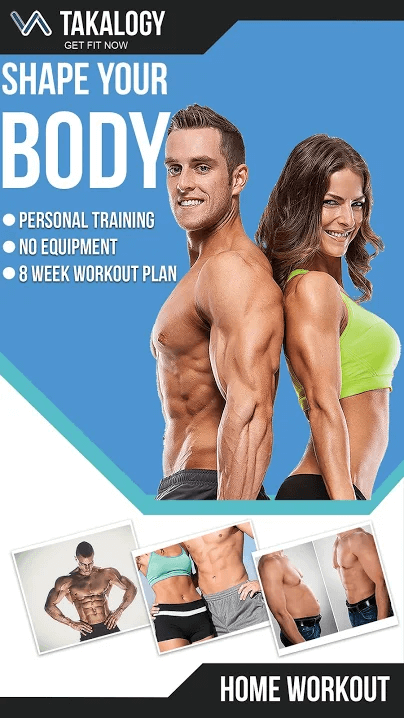 Home Workout on body