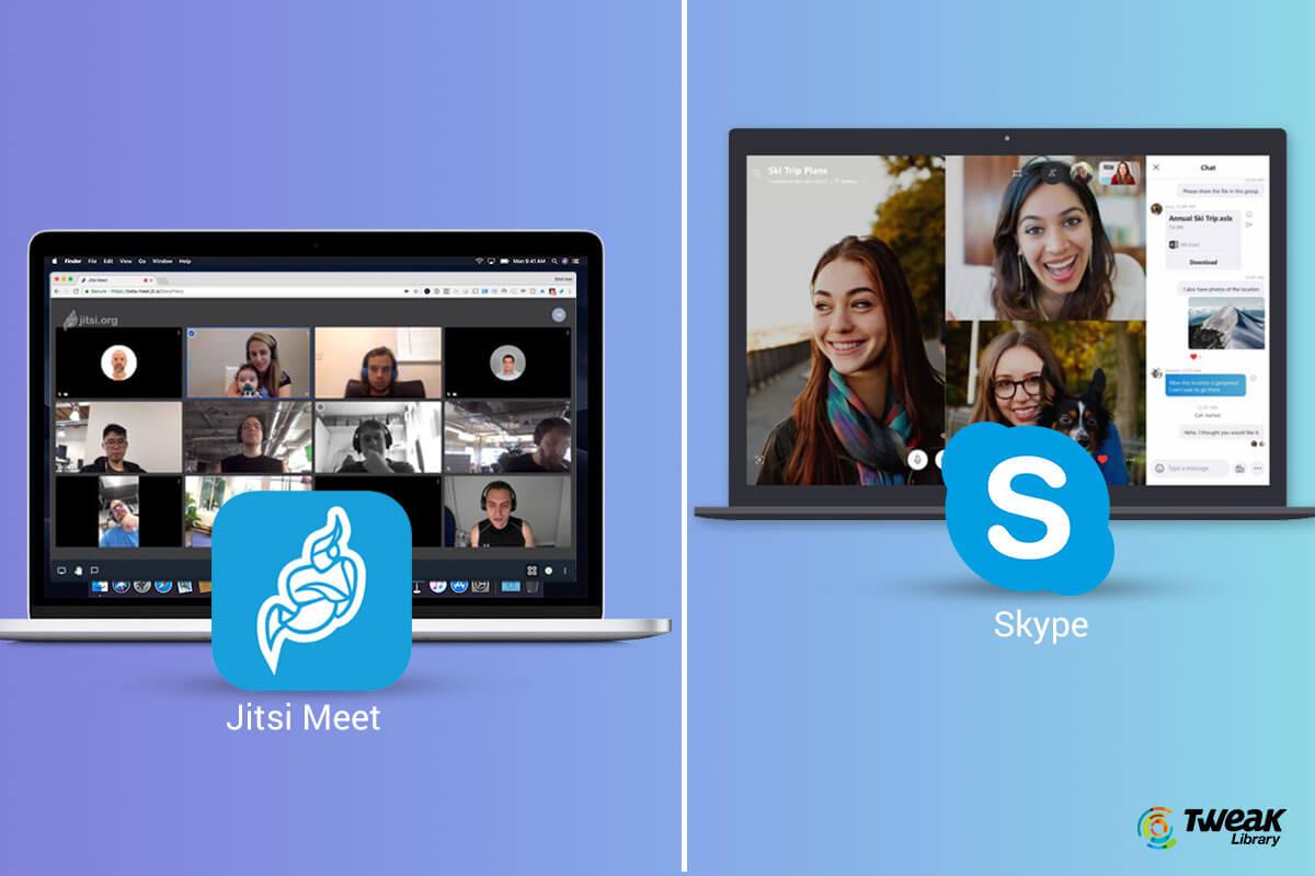 Jitsi-Meet-VS-Skype