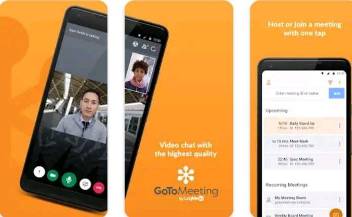 goto mettings app