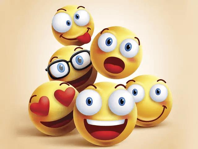 Access Emoji Keyboard