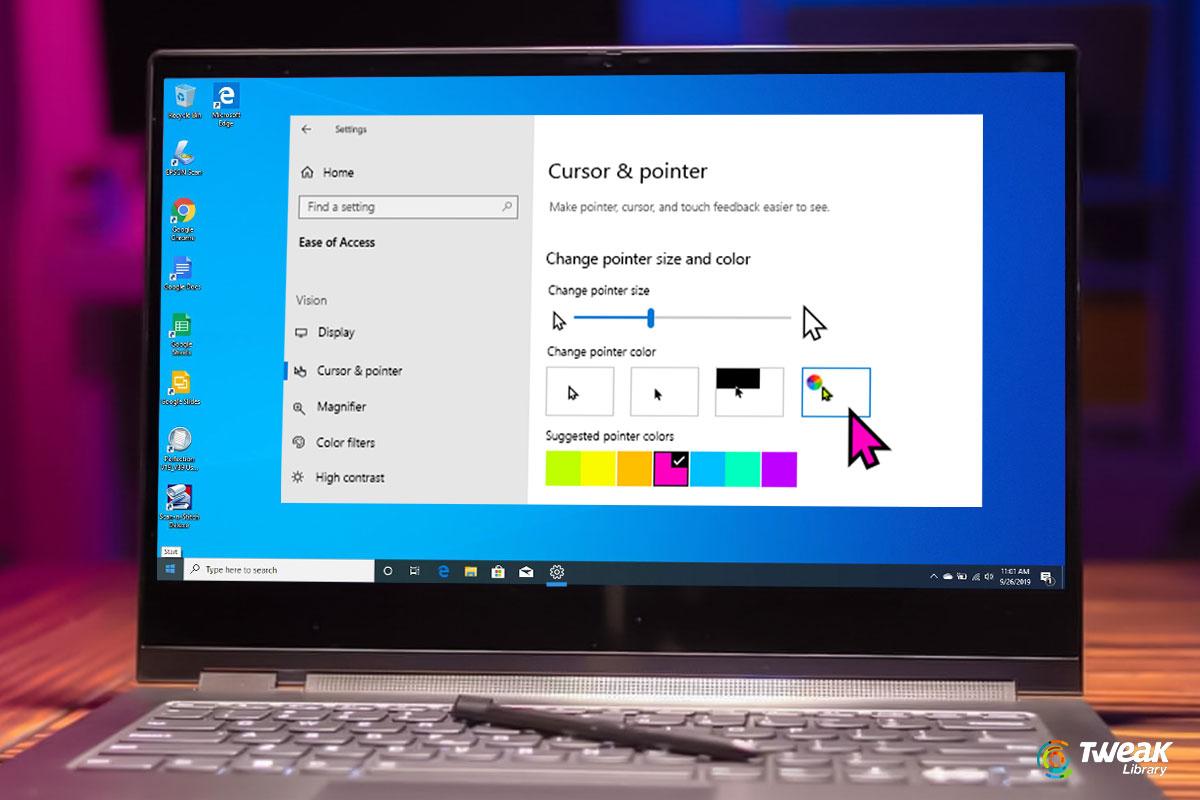 Best Methods To Resolve Cursor Blinking On Windows 10