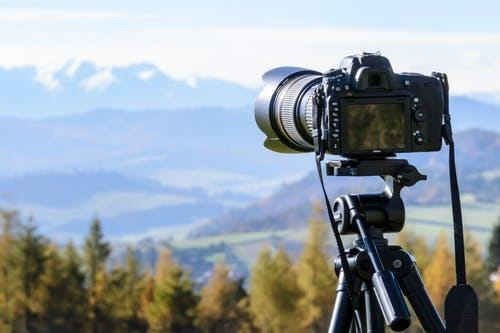 DSLR as a webcam