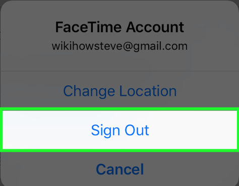 Ensure You're Signed In With Correct Apple ID