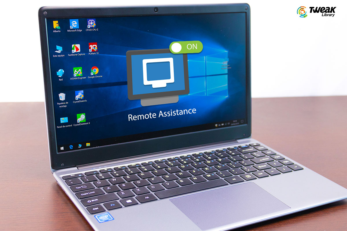 How to Enable or Disable Remote Assistance in Windows 10