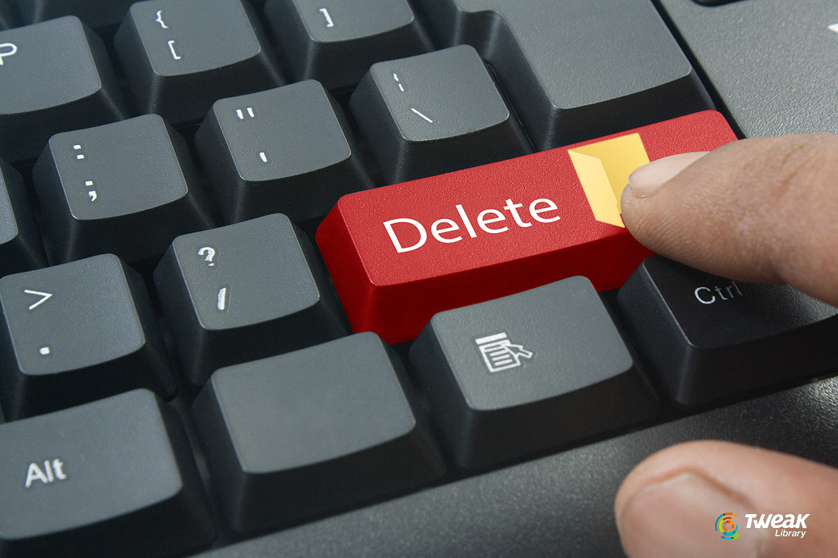 How to Force Delete a File or Folder in Windows 10