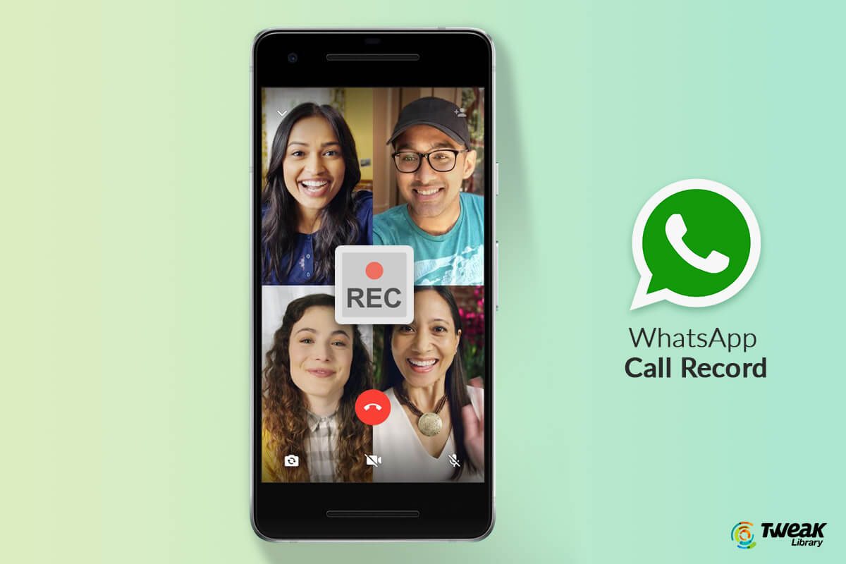 How to Record Whatsapp Video Call