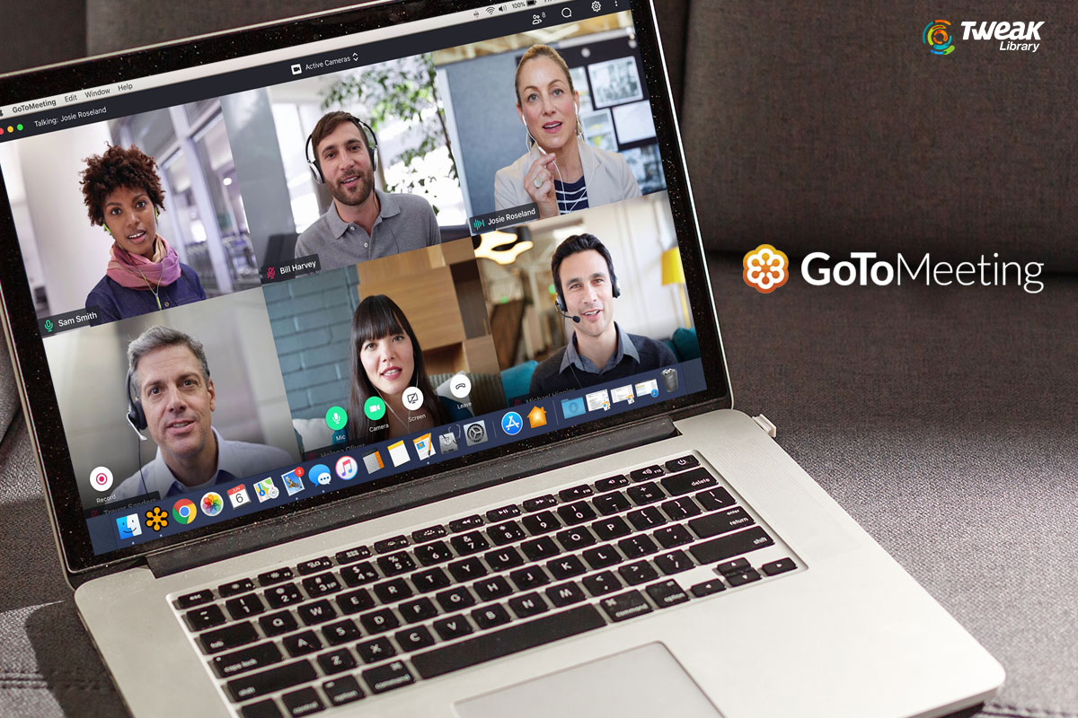 How to Use GoToMeeting Video Conferencing