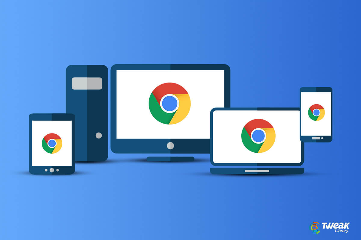 How to sync Chrome informations