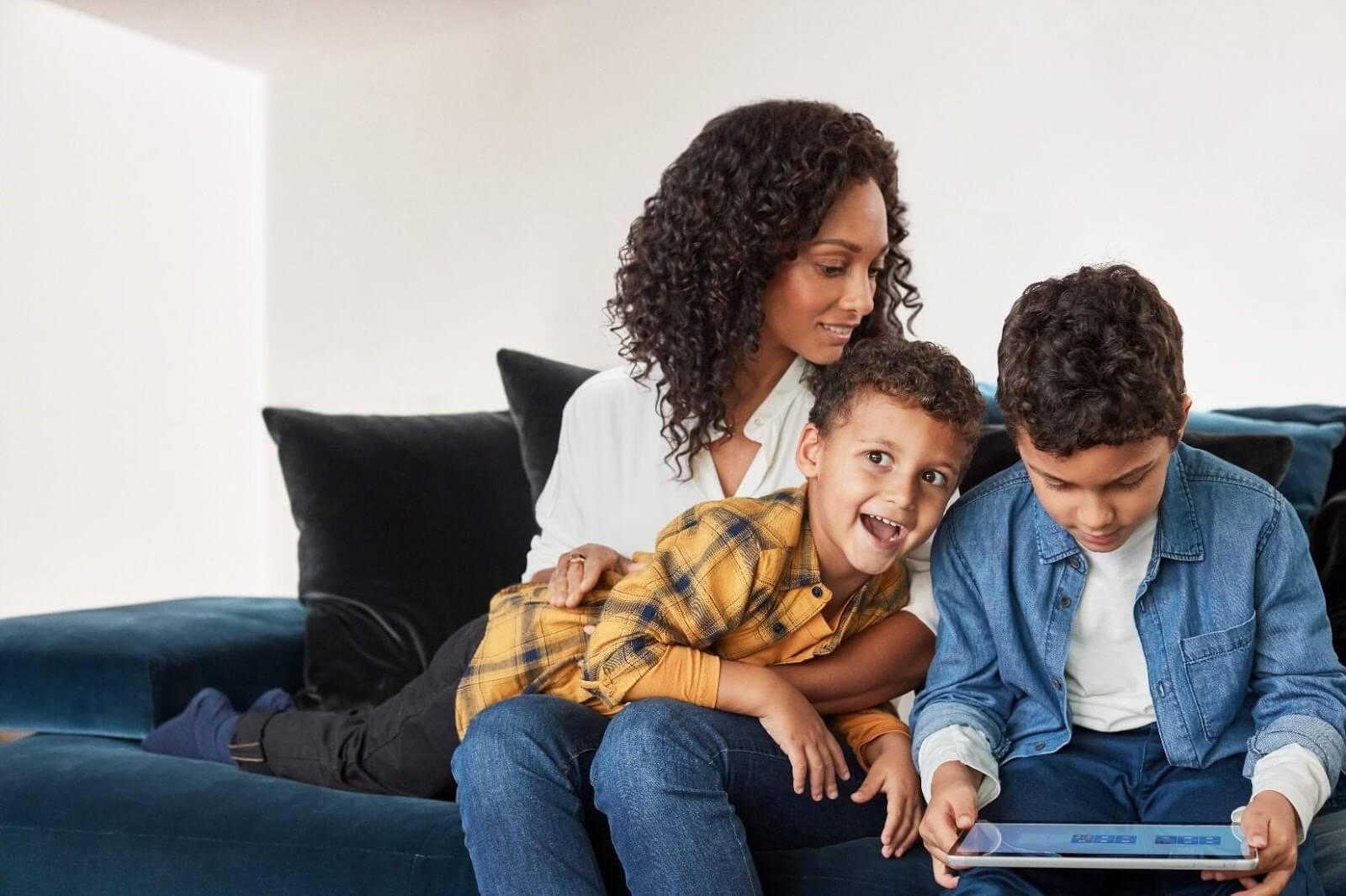 Microsoft's Family Safety App