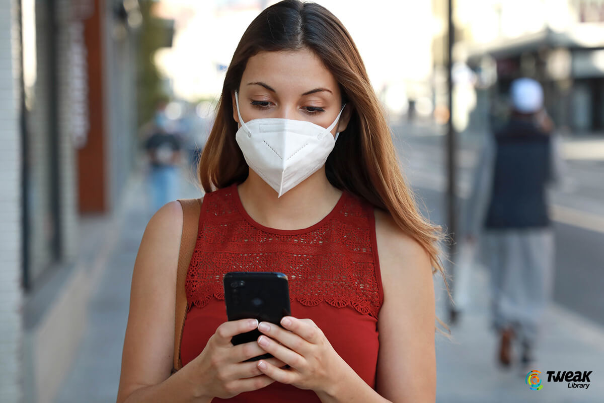 Now Unlock iPhone Even After Wearing Face Mask