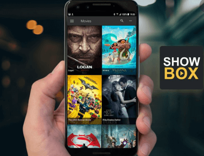 Showbox online Streaming Apps