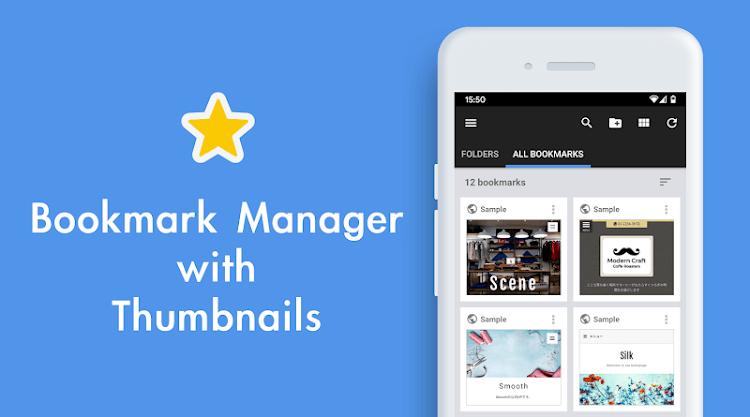 VisiMarks - Bookmark Manager