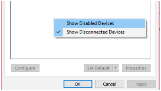 disable devices