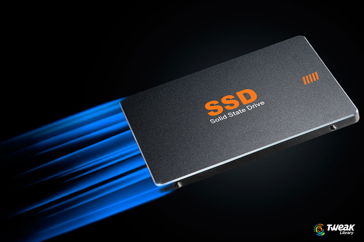 how to speed up ssd