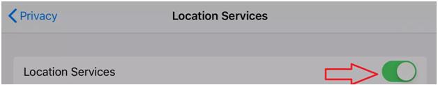 location service privacy