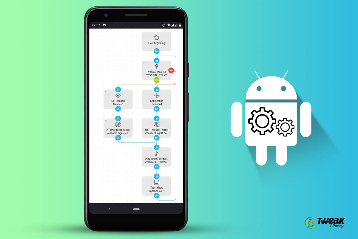 Automation Apps For Android